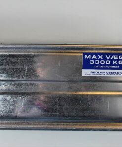 Galwida reolbjælke 2700x140mm