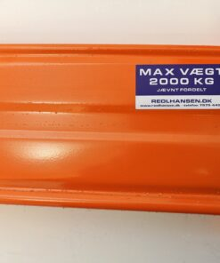Wida reolbjælke 3400x140mm