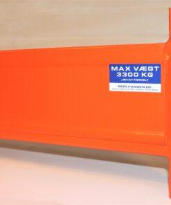 EUS reolbjælke 3600x150mm