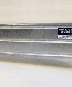 EUS reolbjælke 2700x130mm varmgalvaniseret