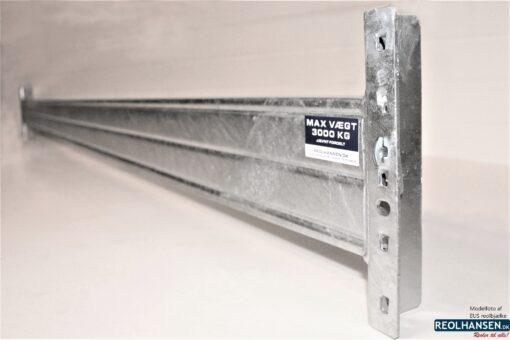 EUS varmgalvaniseret 2700x130mm