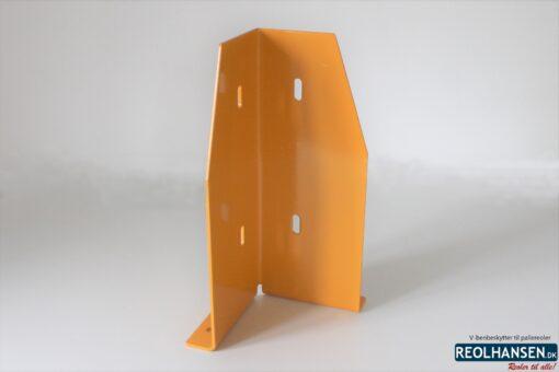 benbeskytter V-model til reolstigeben