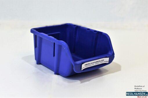 Plukkasse i plast 160x115mm til opbevaring