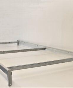 Letfransk reolhyldebjælker 2000x1000mm