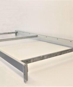 Letfransk reolhyldebjælker 2000x1000mm 600kg