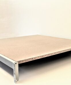 Letfransk reolhylde 1000x1000mm 600kg