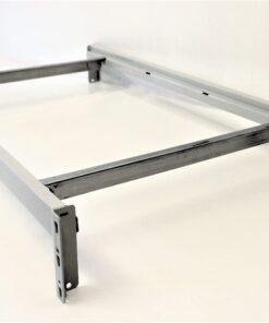 Letfransk reolhylde bjælker 600x600mm