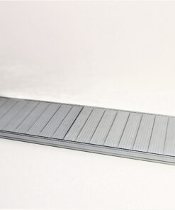 Supersnild komplet hylde 1800x400mm