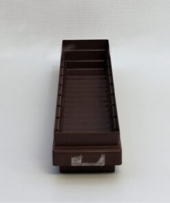 Brun plastkasse500x115x80mm_2