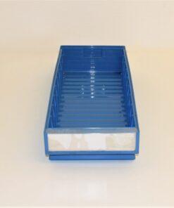 Blå plastkasse 490x185x80mm_2