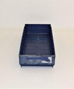 Blå plastkasse 490x190x80mm_2