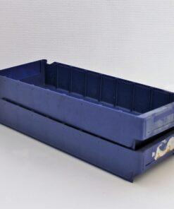 Blå plastkasse 490x190x80mm_4