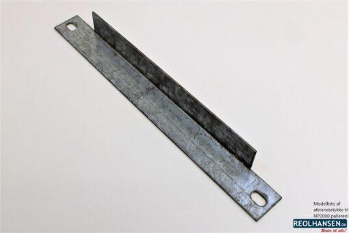 afstandsstykke 315mm tl NP2000 pallereol