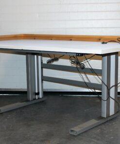 hæve sænkebord 1700x830 mm