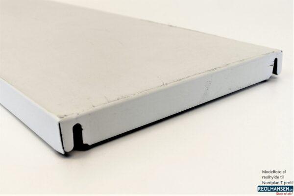 Nordplan T-profil reolhylde 1000x300mm 2