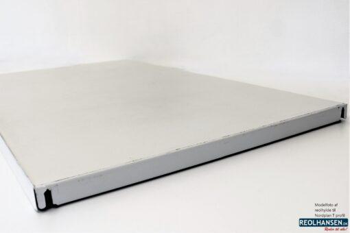Nordplan T-profil reolhylde 1000x600mm 2