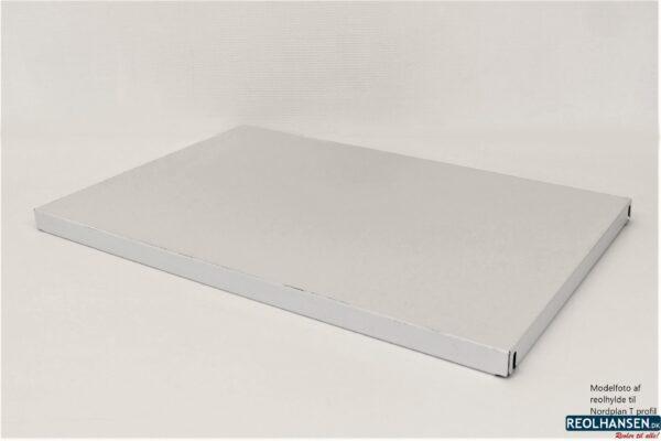 Nordplan T-profil reolhylde 730x500mm