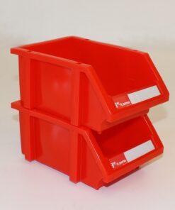 Røde plukkasser 120x180x80mm