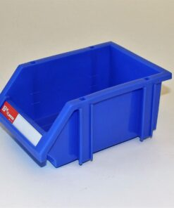 Plukkasse blå 120x180x80mm