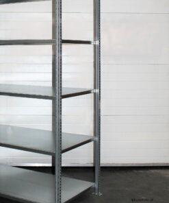 Udvidelsesfag på 2000x1200x400mm til Ad'vance lagerreol