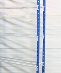 Følgefag til Flip lagerreol på 2000x1000x300mm
