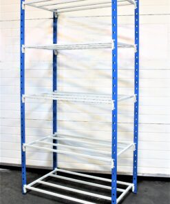 Startfag til Flip lagerreol på 2000x1000x600mm