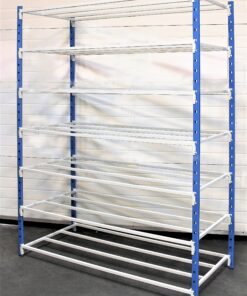 Startfag til Flip lagerreol på 2000x1500x700mm