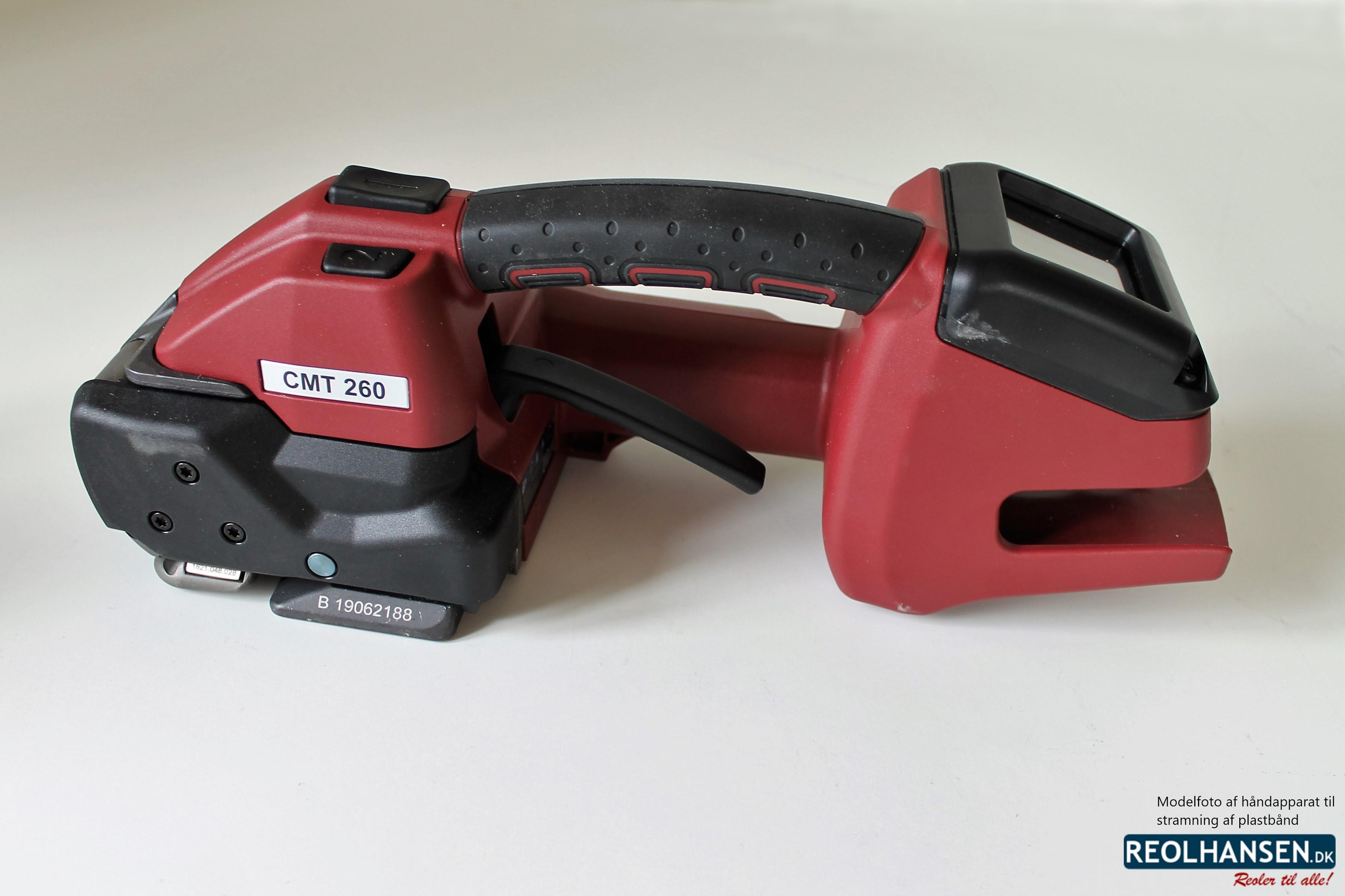 CMT 260 Håndapparat til plastbånd