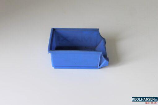 blå plukkasse på 170x105x75mm 2