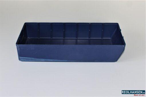 Kasse i plast på 400x185x80mm