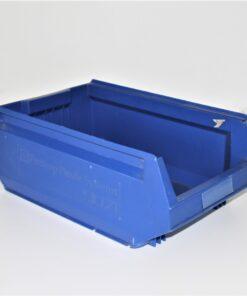 Blå plukkasse på 500x310x200mm