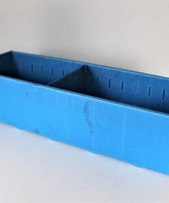 brugt kasse i blød plastfiber